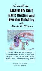 ab8e7c9c9bfe Knitting Book Video Descriptions