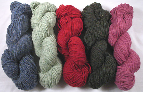 Canadian Collection Yarns
