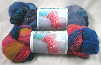 Thrum Mittens Kit