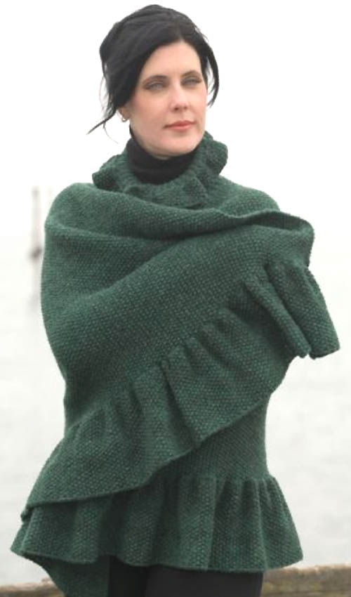 Simply shetland 4 inverness cape