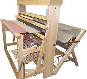 Leclerc Nilus II Weaving Loom (Countermarch, Counterbalance