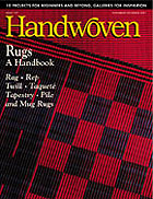 Handwoven Magazine Current And Back Issues