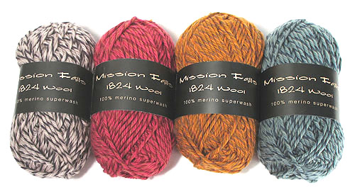Mission Falls 1824 Tricolor Wool