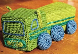 Green Machine Truck
