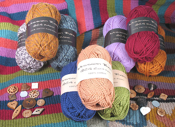 missionfallscollection Wool Knitting Yarn