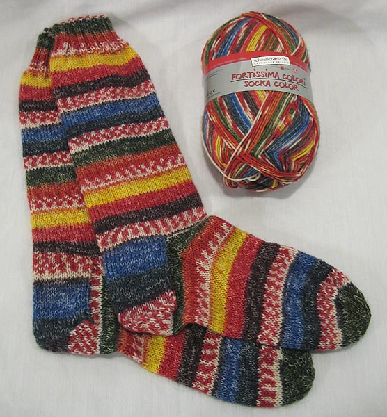 Fortissima Colori Socka Sock Yarn (Best of Mexiko Colours from ...