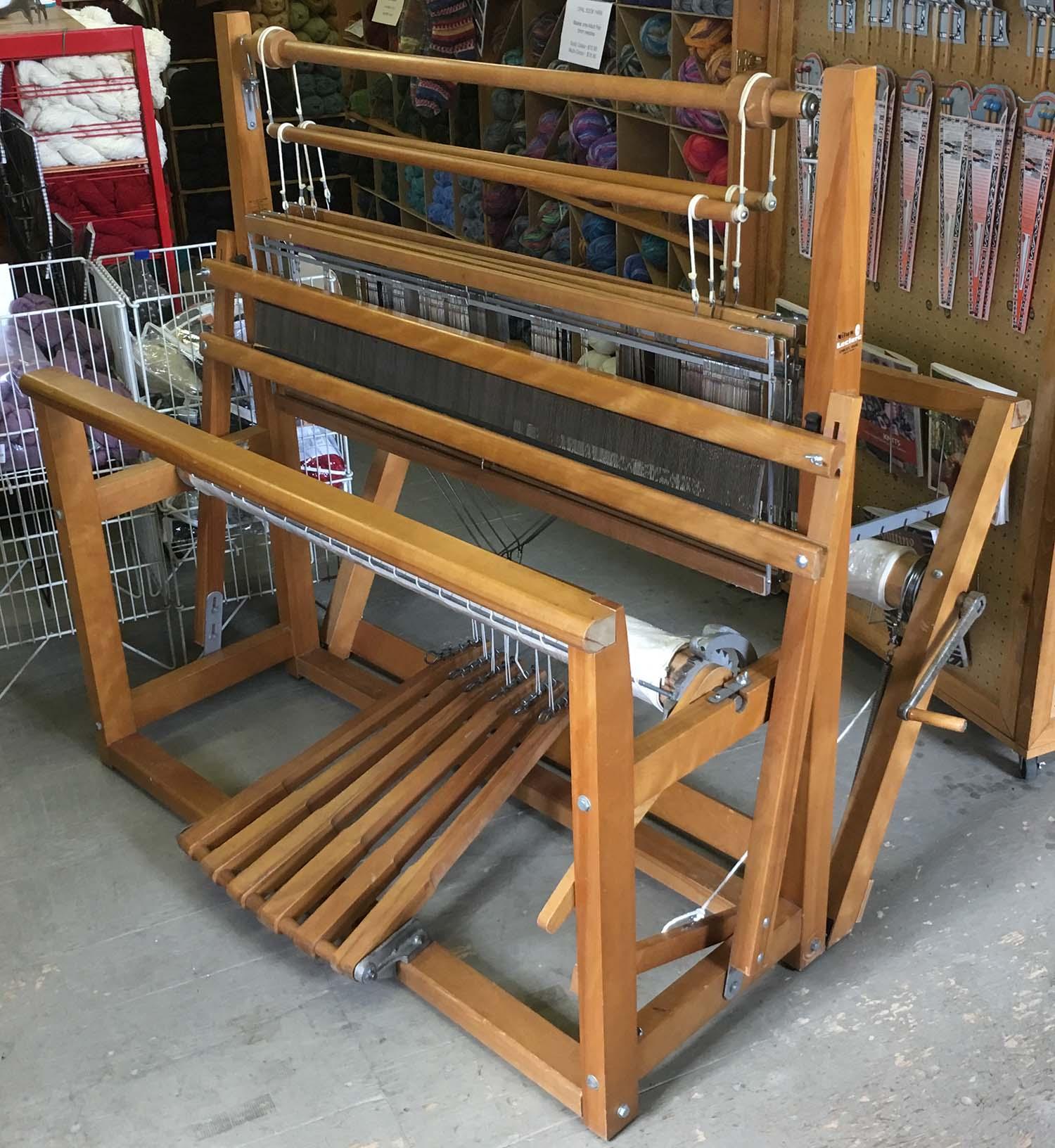 Used Weaving Looms For Sale Website
