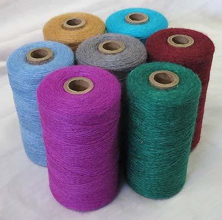 JaggerSpun Zephyr Wool/Silk Weaving/Knitting Yarn