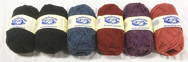 Katie's Kep Colourway 4
