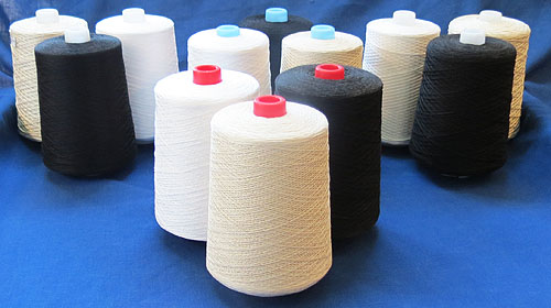 UKI Mercerized Cotton on Cones