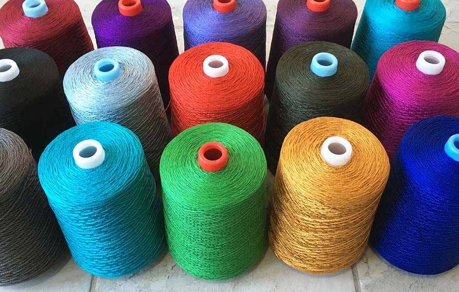 UKI Supreme Mercerized (Perle) Cotton Weaving Yarn (3/2, 5/2, 10/2