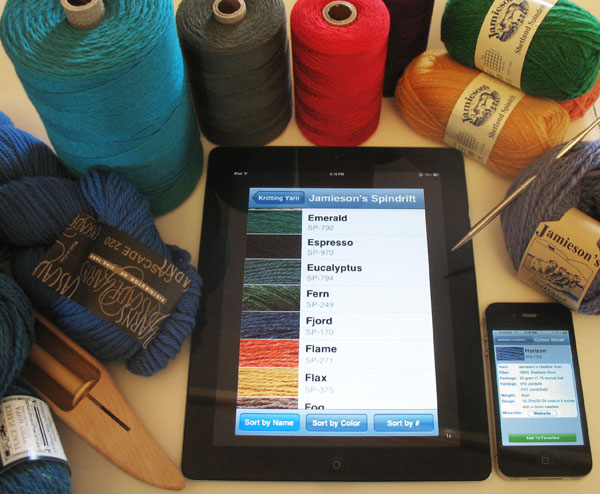 Yarn Shop - Camilla Valley Farm's Free App for iPhone, iPad and iPod